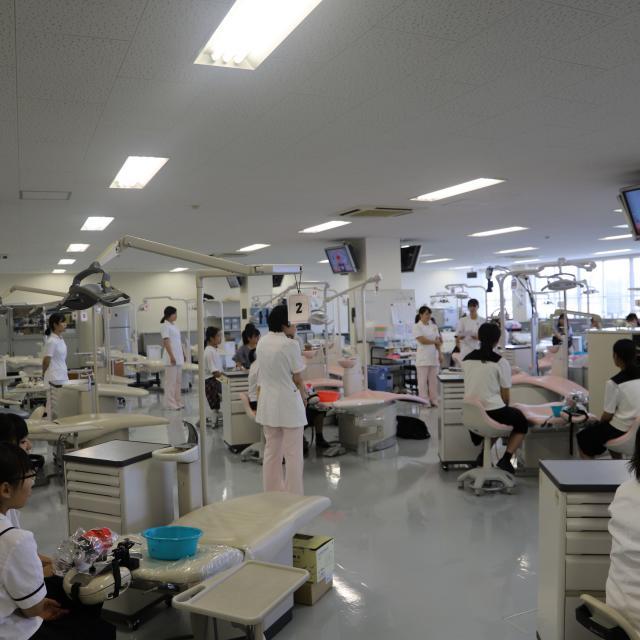 福岡医療短期大学 歯科衛生学科 オープンキャンパス2019 ★6月8日3