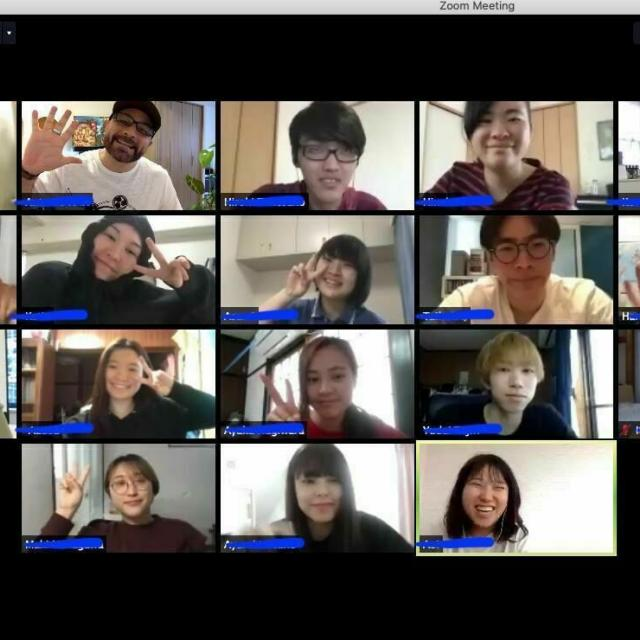 NIC International College in Japan オンライン・海外進学ガイダンス(入学相談会)1