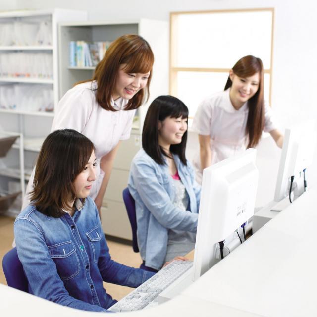 経専医療のオープンキャンパス!