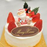 クリスマス前♪いちごのデコレーションケーキを作ろう♪の詳細