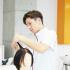 資生堂美容技術専門学校 【実習コース】カット・メイク・ワインディング1