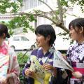夏の初めのオープンキャンパス2019/山口県立大学