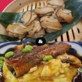 東京山手調理師専門学校 【中国料理】松茸シュウマイ&鰻入り天津飯&スイーツショー開催
