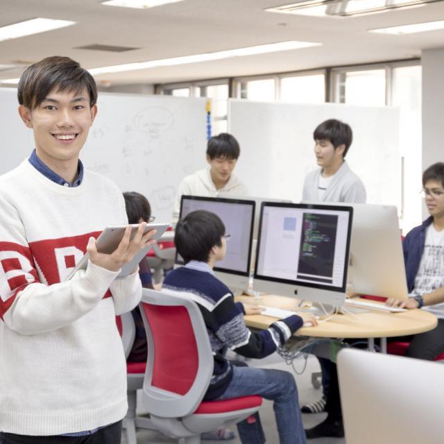 河原電子ビジネス専門学校 冬休み★特別オープンキャンパスで最終進路決定♪1