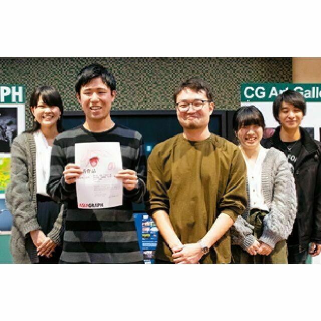 日本電子専門学校 【アニメーション研究科】オープンキャンパス&体験入学2