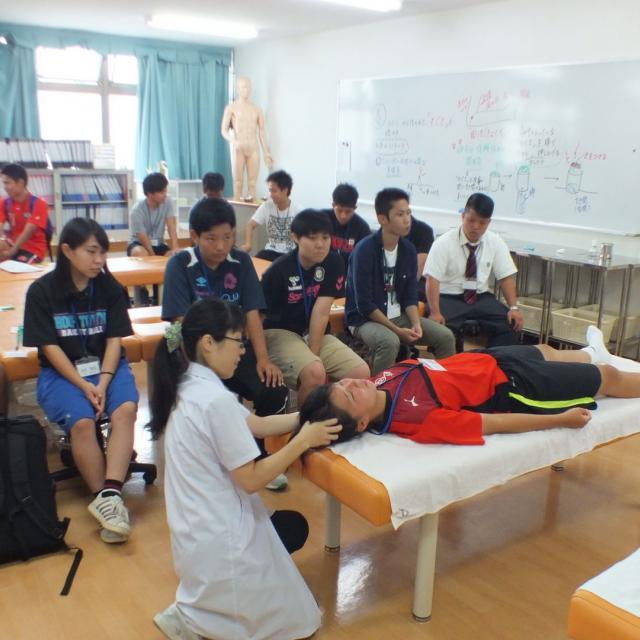 専門学校 沖縄統合医療学院 医療系・スポーツ系の職業を目指すあなたへ2