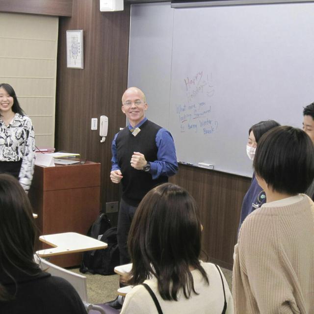 日本ホテルスクール 【オンライン学校説明会】ホテルの学校の英語専攻科とは?1