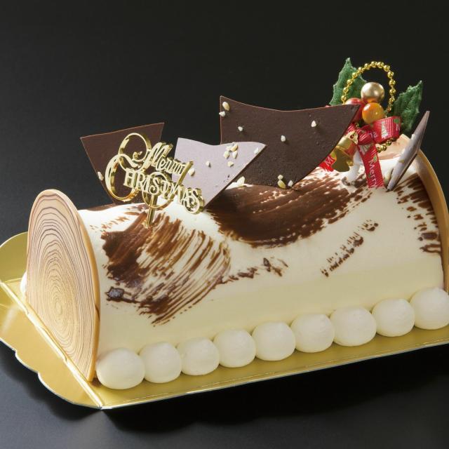 足利製菓専門学校 【お持ち帰り】クリスマス企画第一弾:ブッシュ・ド・ノエル1