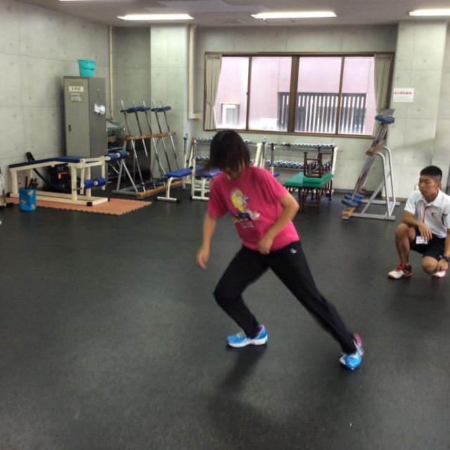 大阪社会体育専門学校 スポーツトレーナー・インストラクター・公務員系体験入学2