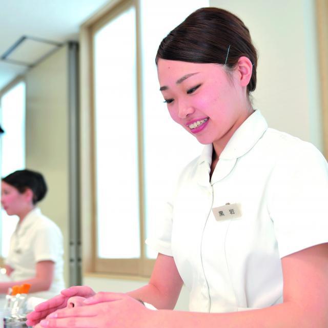 長野理容美容専門学校 ナガビの技術・学校生活を体験しませんか3