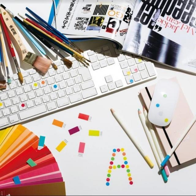 専門学校 札幌デザイナー学院 ≪ビジュアルデザイン≫イラスト、キャラクター好き集まれ♪2