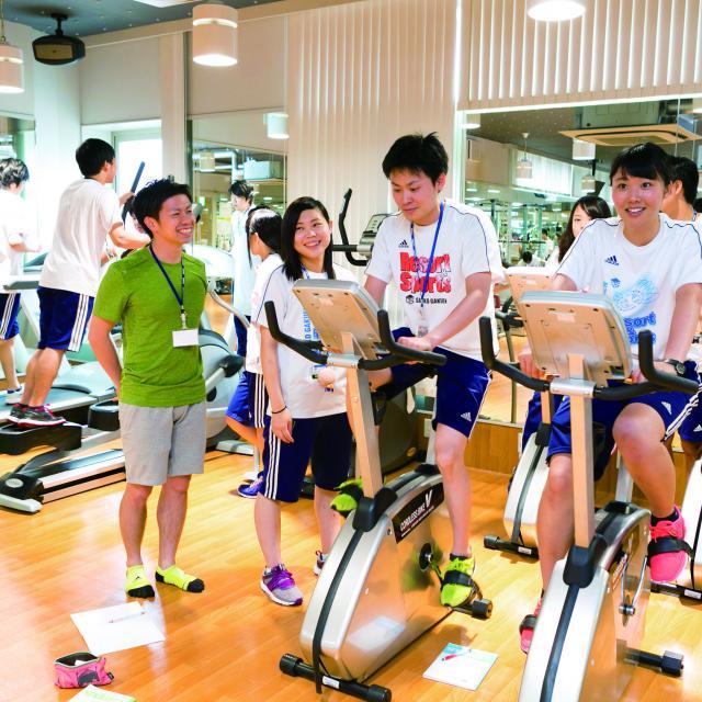 広島リゾート&スポーツ専門学校 【高校1・2年生向け】広島リゾスポWINTER FESTA!4