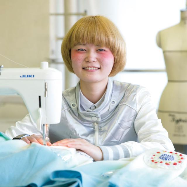 専門学校 九州デザイナー学院 4月の体験入学(ファッション)1