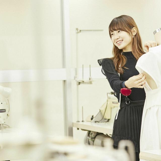 上田安子服飾専門学校 短い時間で充実♪半日オープンキャンパスに行こう!3
