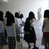 この時期限定<圧巻のファッションステージを体感!>学校見学会の詳細