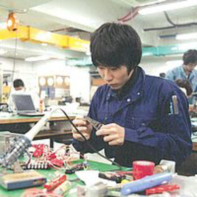 大阪工業技術専門学校 【ロボット・機械学科】☆体験型オープンキャンパス☆1