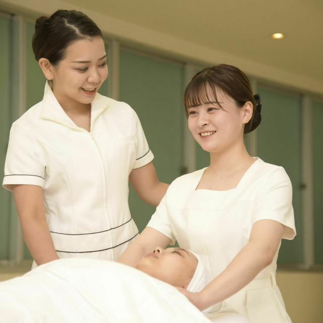 東京総合美容専門学校 【来校型】ハロウィン美容体験☆TSBS OpenCampus2