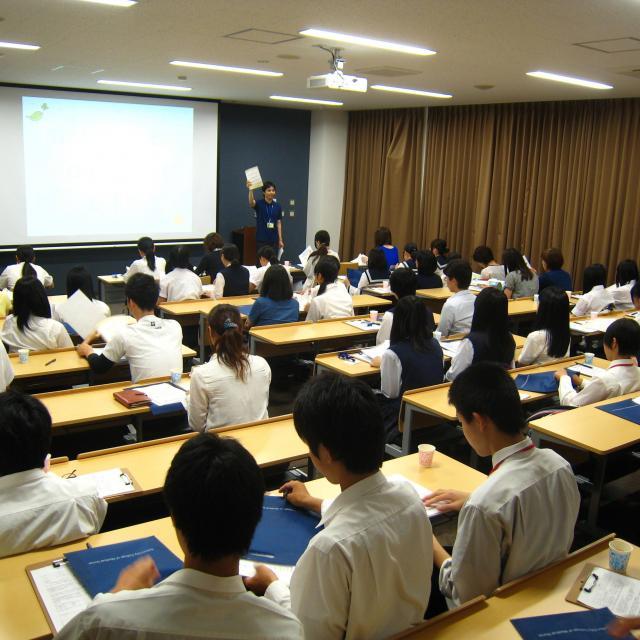 鳥取市医療看護専門学校 作業療法士学科 10月11月学校説明会1