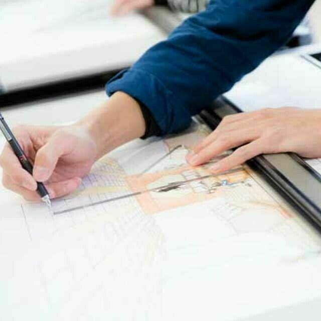 京都建築大学校 インテリアの体験授業が受けられる学校説明会2