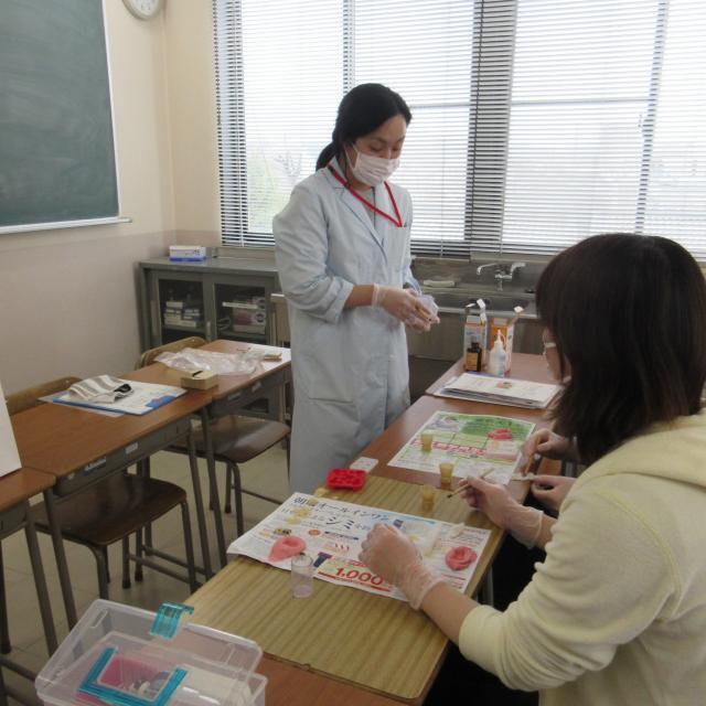 長野医療衛生専門学校 オープンキャンパス3