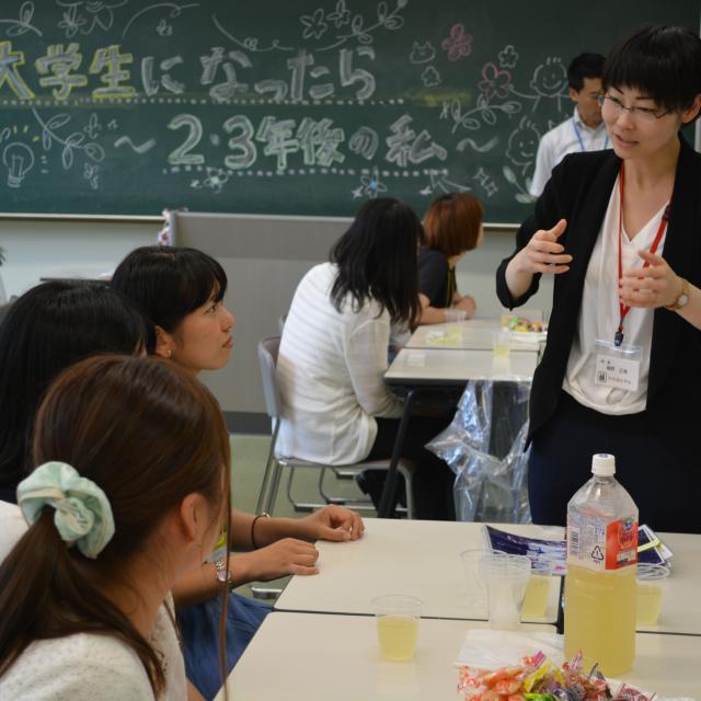 長崎国際大学 夏オープンキャンパス3