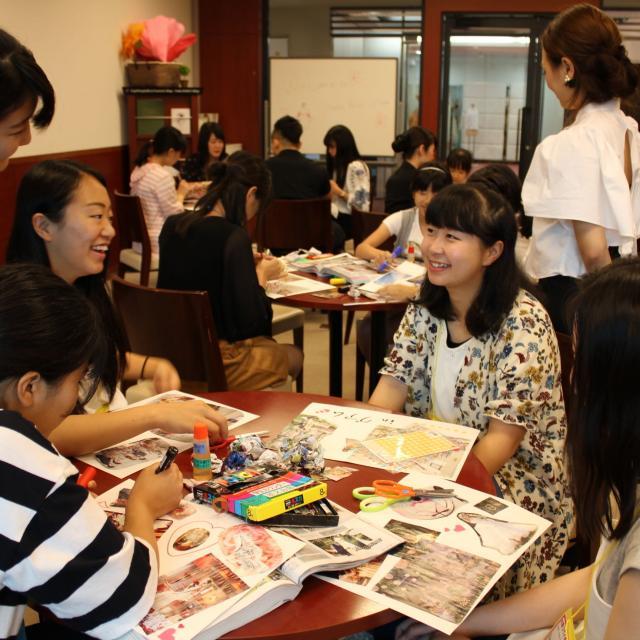 大阪ブライダル専門学校 【ウェディングプランナー】職業なりきり体験オープンキャンパス3
