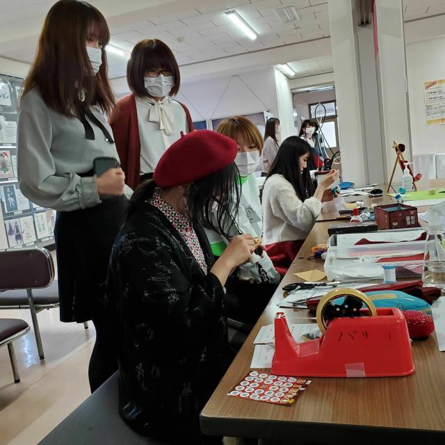 今泉女子専門学校 学園祭20213