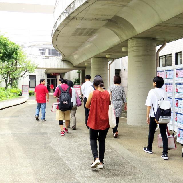 嘉悦大学 オープンキャンパス 2019年5月26日(日)4