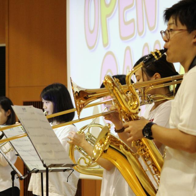 関西国際大学 関西国際大学オープンキャンパス2018 in尼崎2