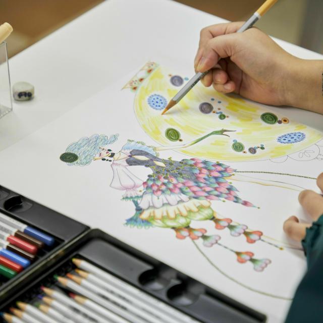 名古屋デザイナー学院 ファッションデザイン講座! 友達・家族と参加もOK☆4