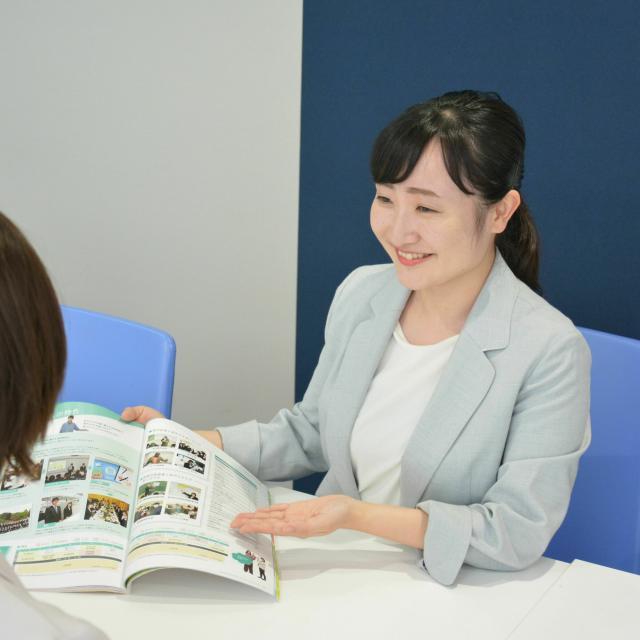 駿台トラベル&ホテル専門学校 入学相談デー1