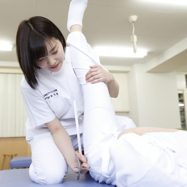 専門学校北海道リハビリテーション大学校 【作業療法学科】オープンキャンパス3