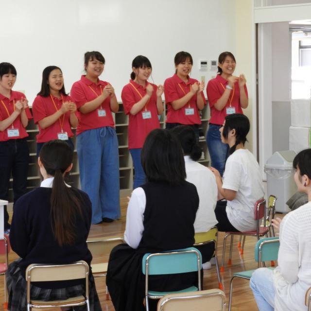 福岡女子短期大学 熊本・長崎・佐賀・大分からオープンキャンパスバスツアー開催!4