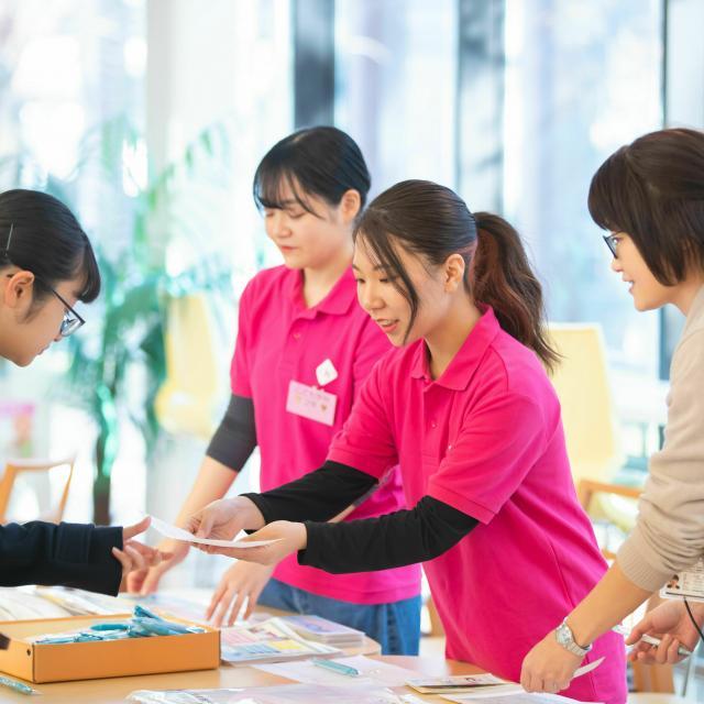 千葉経済大学短期大学部 2020オープンキャンパス1