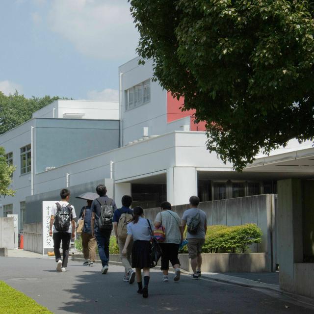 日本映画大学 オープンキャンパス1