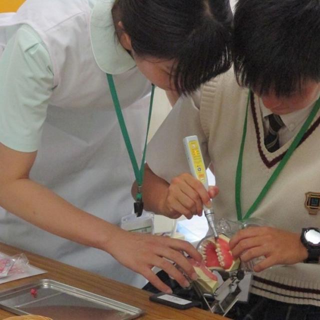 鹿児島医療福祉専門学校 オープンキャンパス【歯科衛生学科】