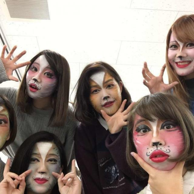 東京ベルエポック美容専門学校 春コスメ☆オープンキャンパス☆トータルビューティ体験♪1