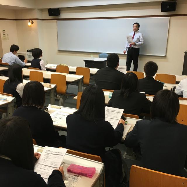 福島学院大学短期大学部 ミニオープンキャンパス(5月)2