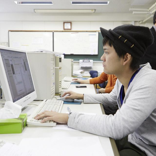 岡山理科大学専門学校 【建築】オープンキャンパス20192