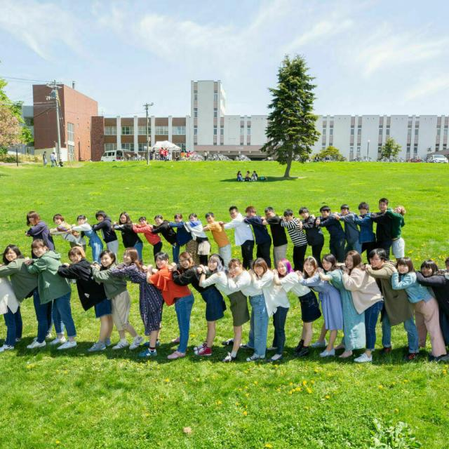 酪農学園大学 オープンキャンパス3
