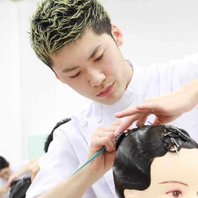 日本美容専門学校 通信科オリエンテーション2