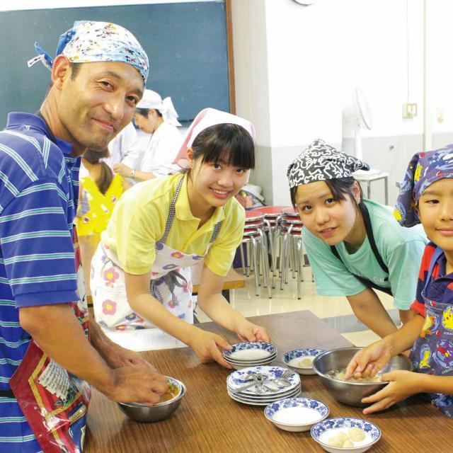 大阪保育福祉専門学校 授業体験「七夕まつりを楽しもう♪」4