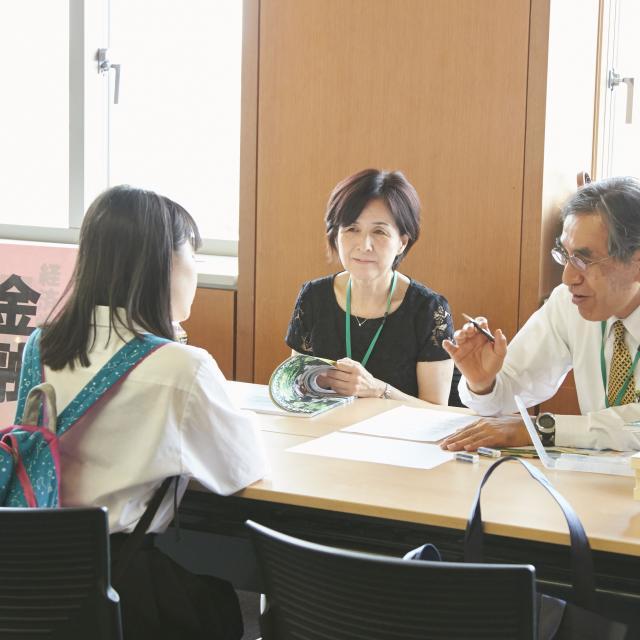 武蔵大学 2018オープンキャンパス1