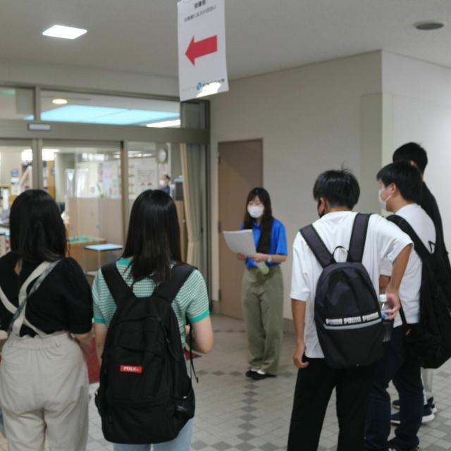 新潟経営大学 【12/11(土)】来校型オープンキャンパス3