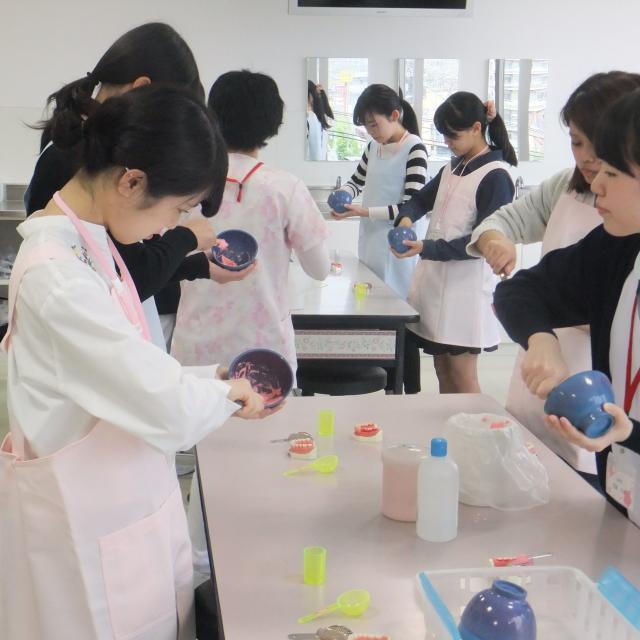 専門学校名古屋デンタル衛生士学院 AOエントリーを考える・・・。デンタルの体験入学2