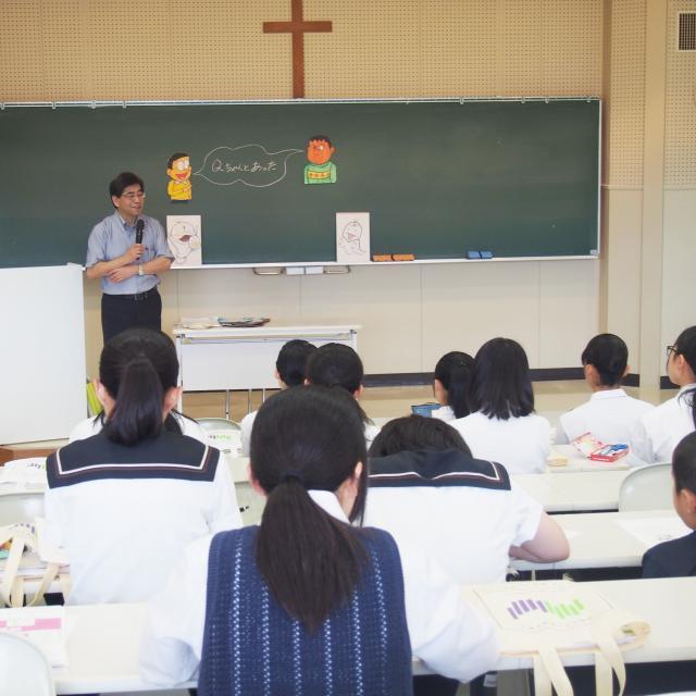 盛岡大学短期大学部 オープンキャンパス【幼児教育科】2