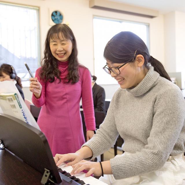 大阪保育福祉専門学校 保育士に必要な音楽体験の日!4