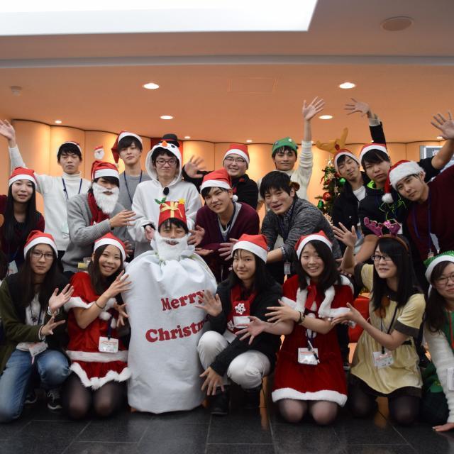 大阪情報コンピュータ専門学校 クリスマスフェスタ2018(高校1・2年生限定!)4
