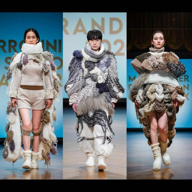 マロニエファッションデザイン専門学校 ショートスリーブパーカー制作体験3