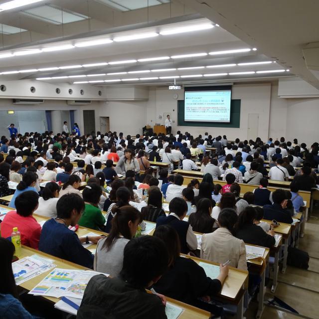 淑徳大学 オープンキャンパス(総合福祉学部・コミュニティ政策学部)2